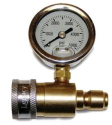 Pressure Test Gauge