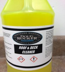 Roof and Deck Cleaner