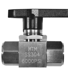 Ball Valve up to 6000 PSI