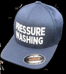 Bleach-Proof 'PRESSURE WASHING' Hat